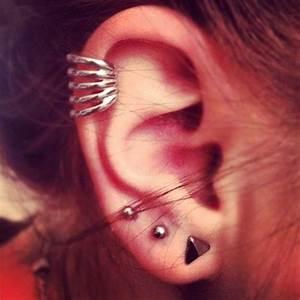 159 Best Ear Piercings Images On Pinterest