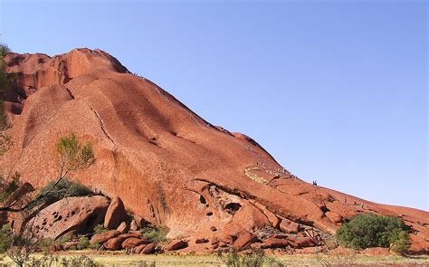 Sacred Uluru The Ancient Heart Australia Pics