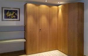 Armoire D Angle Dressing : paul blanc menuiserie nos r alisations de meubles dressing ~ Premium-room.com Idées de Décoration
