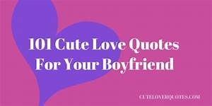 cute love quotes for your boyfriend tumblr