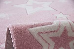 Baby Teppich Rosa : kinderteppich m dchen baby teppich rosa wei sternchen kinderteppiche kinderm bel furnart ~ Buech-reservation.com Haus und Dekorationen