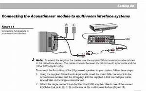Bose Lifestyle 18 Wiring Diagram  Bose Acoustimass 9