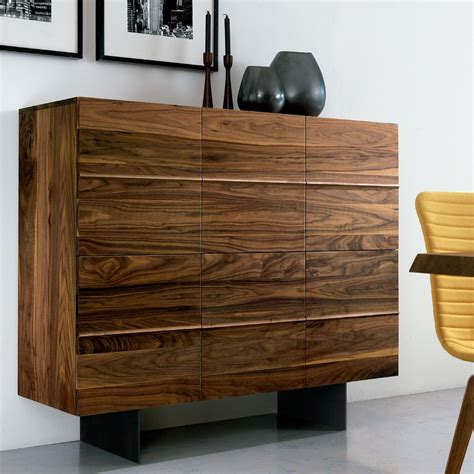 mueble de almacenaje horizon en madera maciza