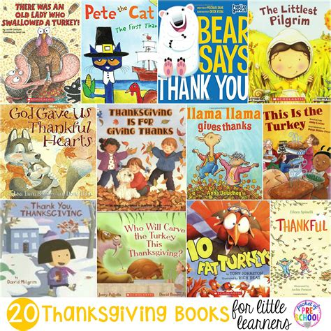 thanksgiving books for learners pocket of preschool 275 | Thanksgiving Books Cover Edited Final Final