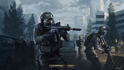 Tarkov Escape Drawings Contract Wallpapers Wars