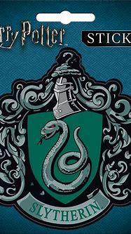 Slytherin Crest Sticker - ATA Boy