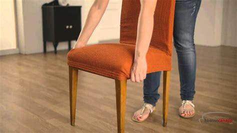 chaise pour housse pour chaise á dossier