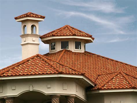 Decra Villa Tile Clay by Decra Roofing Best Buy Metal Roofing