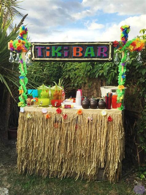Make A Tiki Bar by How To Build A Tiki Bar Using Pallets Part 2