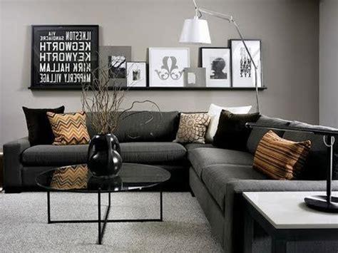 top  cheap luxury living room decor ideas  black