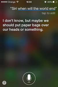 45, Hilariously, Honest, Answers, From, Siri, To, Uncomfortable, Questions, You, Can, Ask, Too
