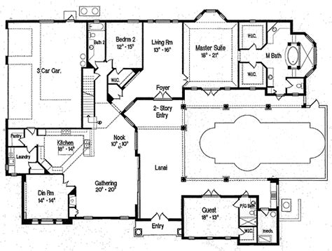 pool house plans free mediterranean courtyard pool house plans google search house plans for the compound pinterest