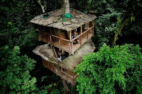 Of The Most Amazing Treehouses From Around The World