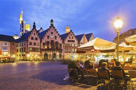 Top 10 Attractions In Frankfurt