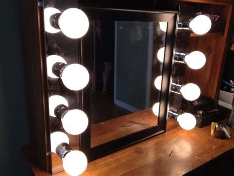 lighted make up mirror lighted vanity mirror wall mount ideas the homy design
