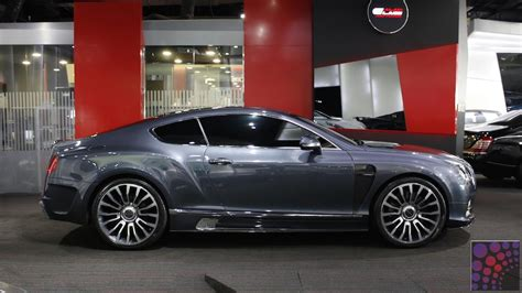 bentley mansory prices bentley continental gt mansory body kit