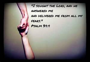 Psalm 34:4   AMEN !!!!   Pinterest