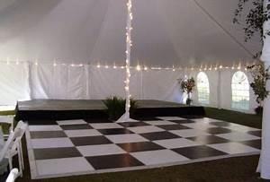 Rental depot 229 883 5777 for Wedding dance floor size