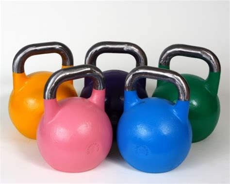 kettlebell kettlebells pro competition grade steel 8kg competiton 32kg training 24kg sports lifting performance beginner ko