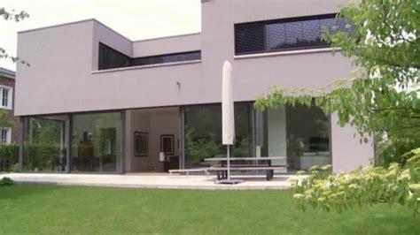 Moderne Häuser In Düsseldorf moderne bauhaus villa in d 252 sseldorf deutschland
