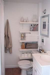 Aménager Une Petite Salle De Bain : id e d coration salle de bain petite salle de bain ~ Melissatoandfro.com Idées de Décoration
