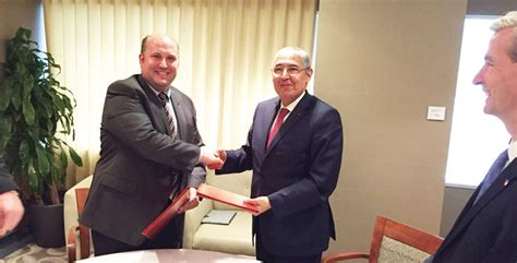 siege de attijariwafa bank casablanca attijariwafa bank signe à montréal deux accords de