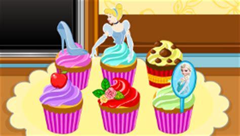 cupcakes facon disney jeu de cupcake jeux  cuisine