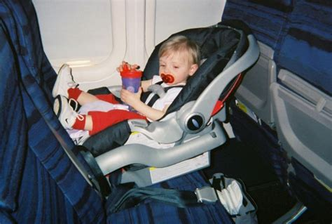 Best Convertible Car Seat For Air Travel