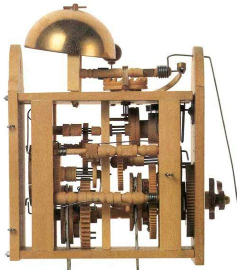 wooden clock mechanisms plans plans   humorousqer