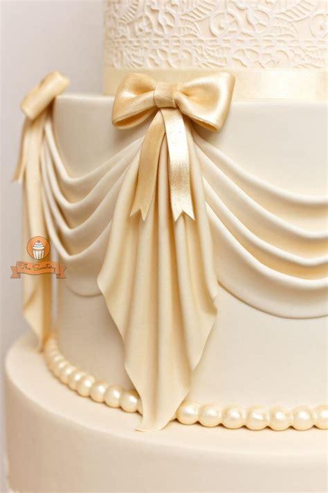 Fondant Drapes - pin by maureen debartolo on baking cake