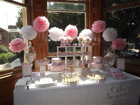 the 25 best christening dessert table ideas on pinterest