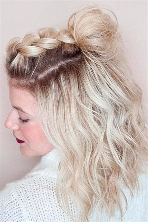 short prom hair ideas  pinterest short prom