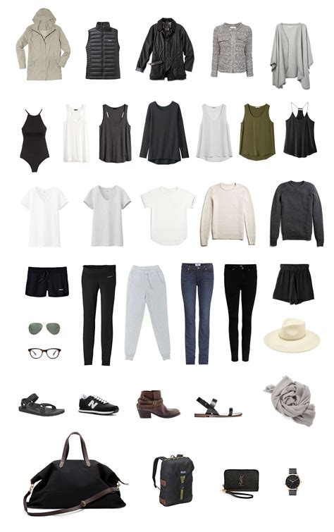 City To Coast A Complete Guide On How To Pack Light For