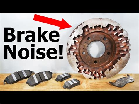 How To Fix Squeaking Car Brakes