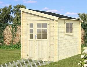 Abris De Jardin Auvergne : abri de jardin en bois vans 6 15 m adossable oogarden ~ Premium-room.com Idées de Décoration