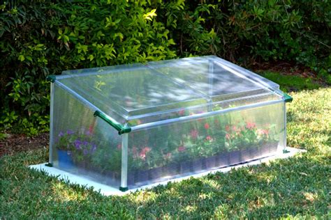 Cold Frame Single | Gothic Arch Greenhouses
