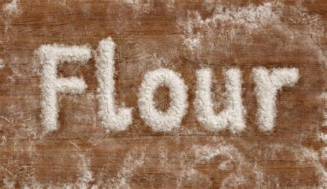 create  detailed flour text effect  adobe photoshop
