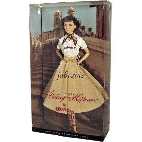 Barbie Collector * 2013 Audrey Hepburn En Vacaciones