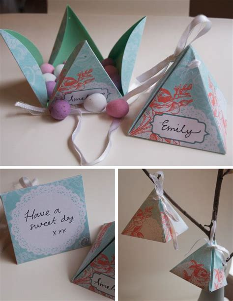 Treat Favor Box Template by No Glue Treat Favor Boxes Things I Ve Tried