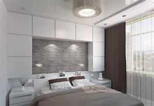 Kleines Schlafzimmer Ideen : 30 kleine schlafzimmer die modern und kreativ gestaltet sind ~ Lizthompson.info Haus und Dekorationen