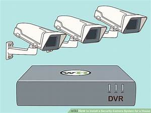 Home Cctv Wiring Diagram
