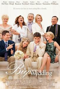 The Big Wedding DVD Release Date August 13, 2013