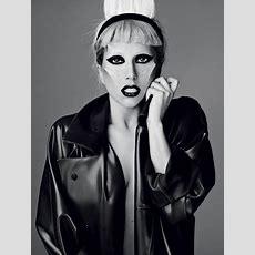 Lady Gaga For Id Magazine