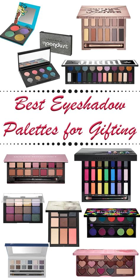 eyeshadow palettes  gifting cruelty
