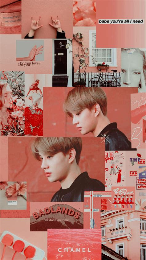 jungwoo nct aesthetic artis gambar kertas dinding