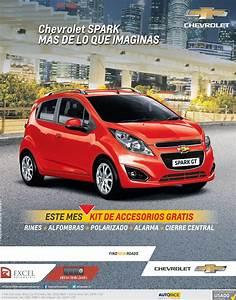 Kit De Accesorios Gratis Con Tu Chevrolet Spark