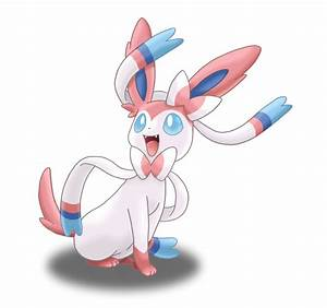 Sylveon - Alternate Colouring Style by Tails19950 on ...