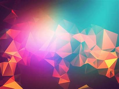 Poly Low Textures Polygonal Leaks Background Texture