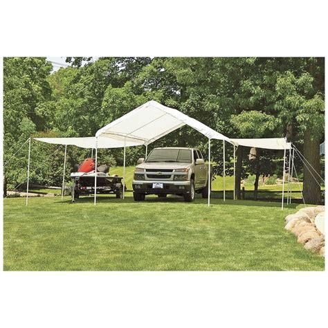 shelterlogic tents shelter logic  party tent  enclosure kit greenwhite sc  st target