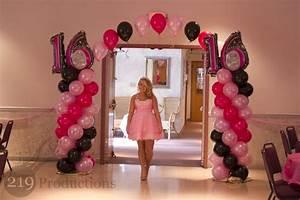 Balloon Arch Party Favors Ideas